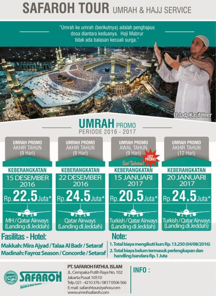 Umroh Safaroh 2016-2017(REVISI)